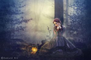 l'automne by ZedLord-Art