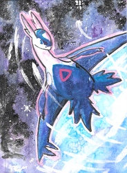 Space Latios by autobotchari