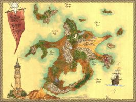 Map-E by OnMyWind