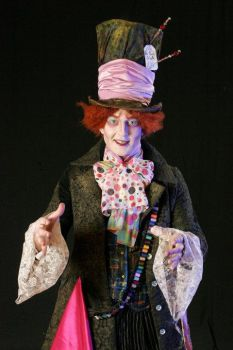 mad hatter by Adnil