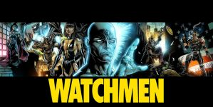 Watchmen Color by JPRart