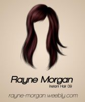 RM - Instant Hair 09 by RayneMorgan