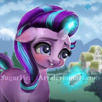 I Like Kites by SugarHeartArt