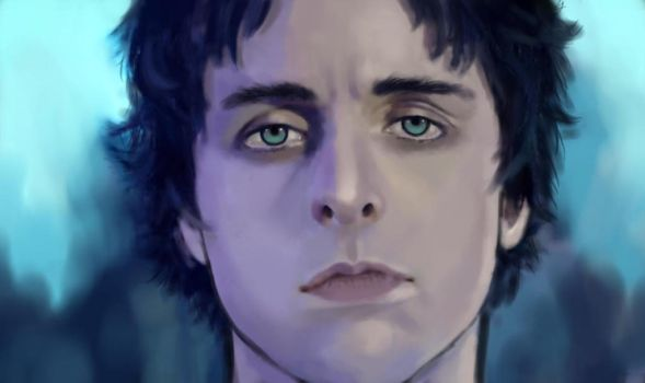 Billie Joe Armstrong~Green Day by farangel143