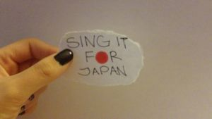 Sing It For Japan by mayaMyChemRo