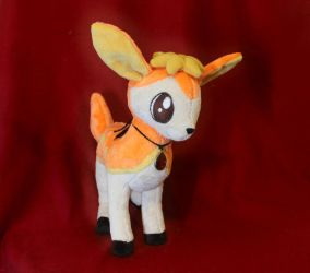 Autumn Deerling plush by Tedimo