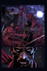 Darkness 77 page 12 - colors by gabcontreras