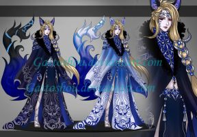 MALE ADOPT 116 [ Auction ] [ CLOSED ] by GattoAdopts