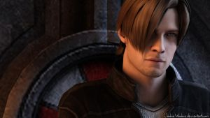 Leon S Kennedy ~ Request. by joobiewoobie
