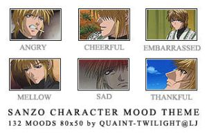 Sanzo Character Mood Theme by melfangiel