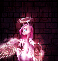 Bloody Angel by She-Nightmare