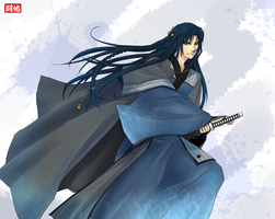 Limitless Sword - Colored Version by Eunice-P