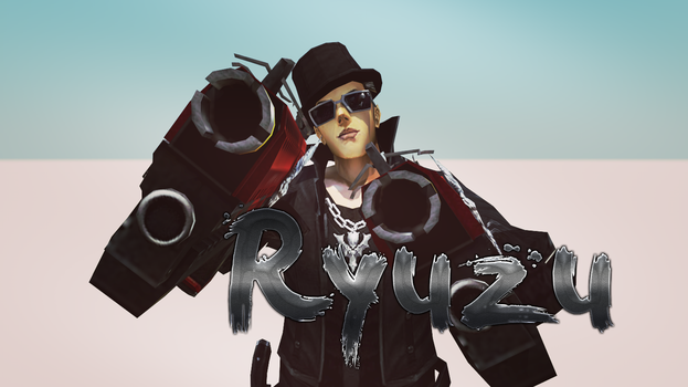 The 2014 is over. I kill him. by RyuzuGFX