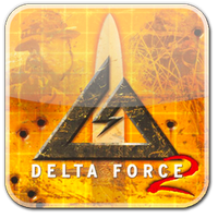 Delta Force 2 Custom Icon by thedoctor45