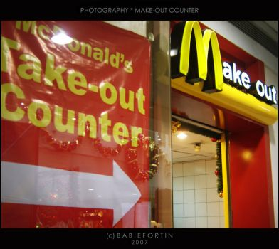 Make-Out Counter by babiefortin