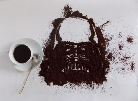 Come to the Dark Side, we have coffee! by NadienSka