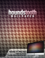 Houndstooth - Wallpaper by spud100