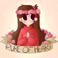 Pure Of Heart by happyeggboy