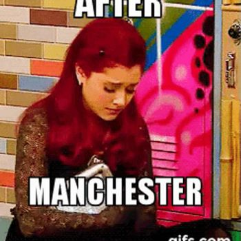 Ariana Grande after England by JMK-Prime
