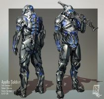 ForeRunner Armor workflow cont by donVega123