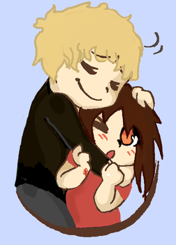 Tate And Violet For My Frond Hailey by TheNekoLoverKilljoy