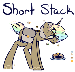 (C) Short Stack by Wooden-Willow
