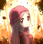 Watch the leaves fall by CalimonGraal