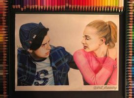 Bughead ( Riverdale ) by britdrawing