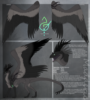 Madderic Reference Sheet.2013 by Kdaea