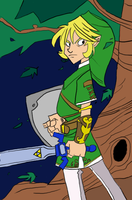 Link ink in by Zephroth