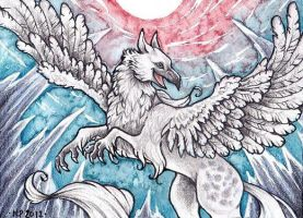 ACEO Trade: Vejze by Agaave