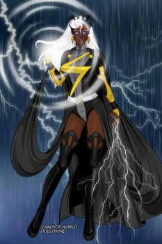 Storm redesign by theaven