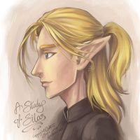 A Study Of Silas by sonialeong