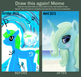 Meme  Before And After by Spaceisthelimit