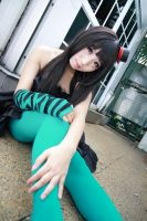 K-On! - Don't Say Lazy Mio by Xeno-Photography