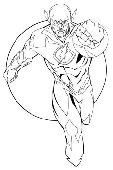 The Flash by NORVANDELL