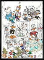 About Carl Barks by devilkais