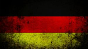 Grunge German Flag by K567