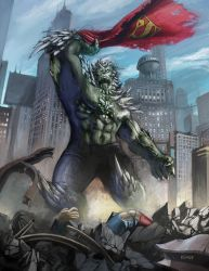 Doomsday Triumphs! by kohse