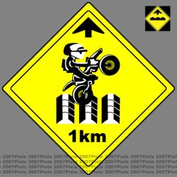 Game Signs - Speed Bump Ahead by pixlem