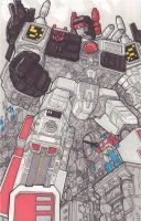 Metroplex - Titans of Transformers by SB-Artworks