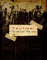 Caution by fllint