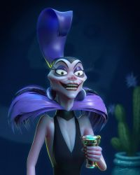 Yzma by AEmiliusLives