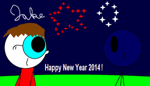 Happy New Year 2014! by jakelsm