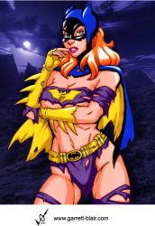 Savage Land Batgirl by Mythical-Mommy