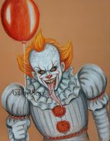 Pennywise by SessaV
