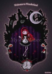 Welcome To Wanderland - Alice by mystikmalice
