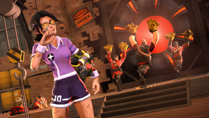 Miss Pauling - PASS Time MVP by uberchain