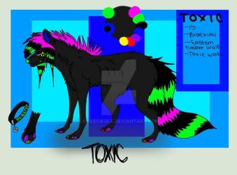 Toxic Ref 2015 by ChessWolf