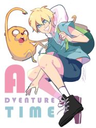 ADVENTURE TIME by LengYou